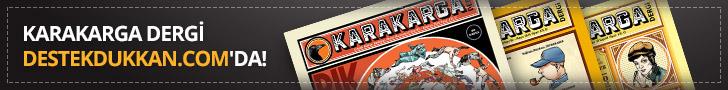 Kara Karga Dergi destekdukkan.com'da